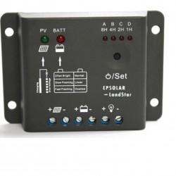 EPSOLAR LANDSTAR LS0512R 5A 12v Zaman Ayarlı Solar Kontrol Cihazı