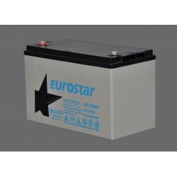 Eurostar 12V 100A Kuru Agm Tip Akü