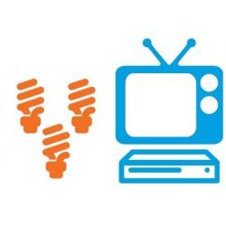 Televizyon Ve Aydınlatma Paketi