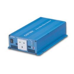 Cotec 700W Tam sinüs İnvertör 12-24-48v Model seçenekli