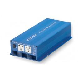 Cotec 1500W Tam sinüs İnvertör 12-24-48v Model seçenekli