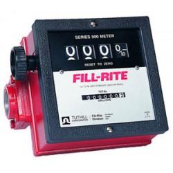 Fill-Rite 901 CL 4 Haneli Akaryakıt Sayacı