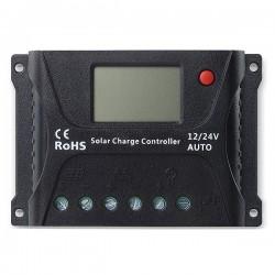 Max HP2430 12-24Volt 30A Pwm Solar Şarj cihazı