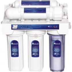 5 Aşamalı Ev tipi Su Arıtma Cİhazı Pompasız