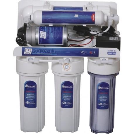 5 Aşamalı Ev tipi Su Arıtma Cİhazı Pompalı