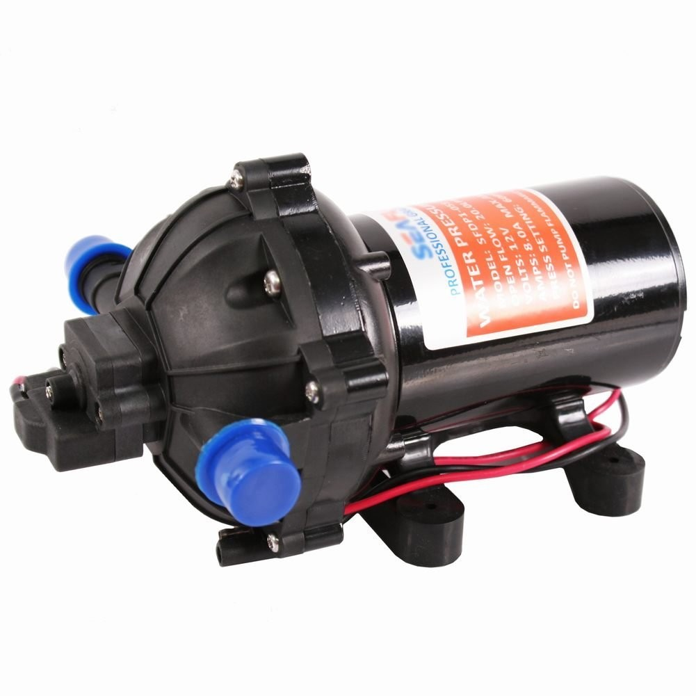 Diagramofshurflowaterpump Shurflo 4009 24v Auto Pump 113 Lpm