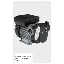 Piusi Panther 56 Serisi 56Lt/Dk Mazot Ve Yağ Aktarım Pompası