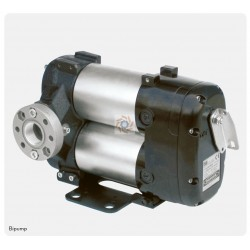 Puisi Bi pump 24V 85LT/Dk Çift motorlu Mazot Ve Yağ Transfer Pompası