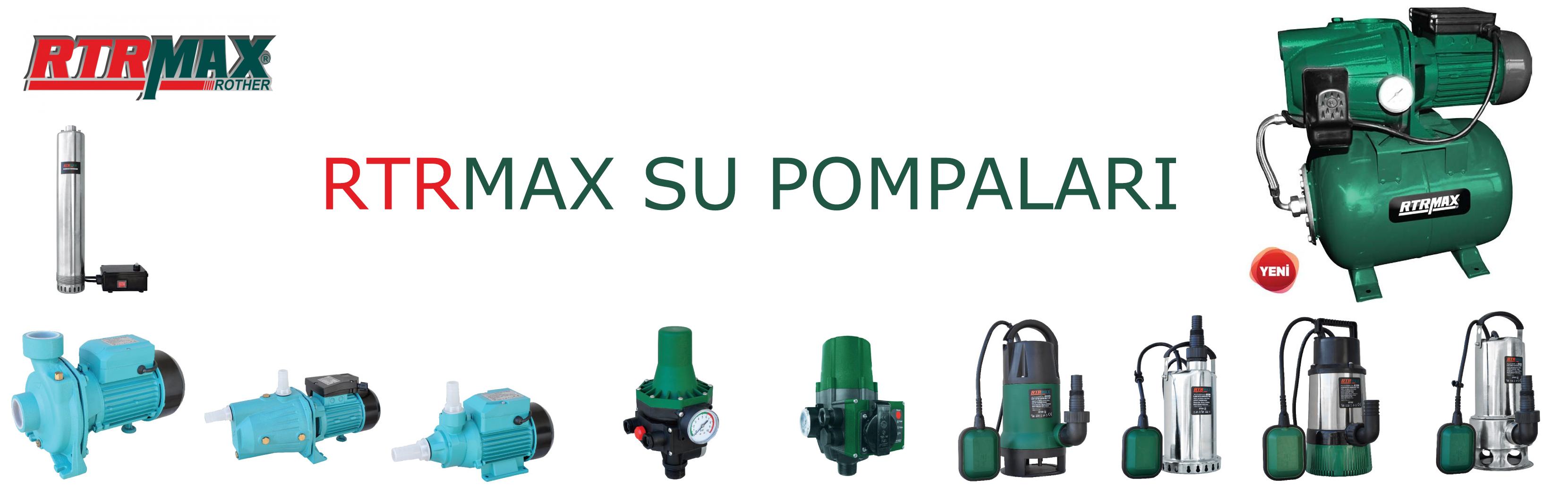 Rtrmax Pompa Modelleri
